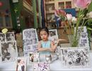 Học sinh sưu tầm ảnh Bác Hồ để triển lãm
