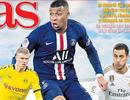 HLV Zidane mơ về bộ ba tấn công Hazard-Haaland-Mbappe ở Real Madrid