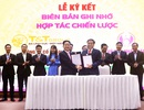 Tập đoàn T&T Group hợp tác chiến lược toàn diện với tỉnh Đồng Tháp
