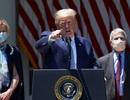 """Ông Trump """"phản pháo"""" Trung Quốc về cáo buộc bôi nhọ"""