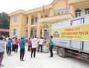 2,6 tỷ đồng do nhãn hàng Meizan ủng hộ đến tay người dân 10 tỉnh miền Trung