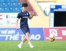 Xuân Trường và dàn sao HA Gia Lai tập luyện chờ đấu Nam Định