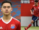 Bóng đá Thái Lan khoe những tài năng trẻ đang đá tại châu Âu