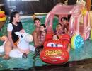 Khoảnh khắc thư giãn của gia đình C.Ronaldo