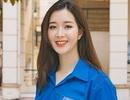 Top 10 thí sinh Hoa khôi Báo chí khoe sắc với màu áo xanh tình nguyện