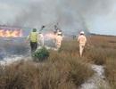 Cả trăm người 3 giờ căng mình khống chế đám cháy rừng