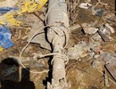 Vớt được quả bom MK81 còn nguyên ngòi nổ khi đánh cá