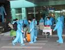 Cần Thơ đón 344 công dân Việt Nam về từ Singapore