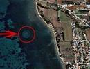 """""""Hạm đội UFO"""" dưới nước ở bờ biển Hy Lạp?"""