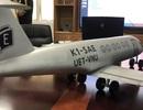 Sinh viên công nghệ tự chế tạo máy in 3D để sản xuất mô hình máy bay