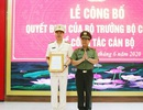 Trưởng phòng - Cục Cảnh sát Kinh tế làm Phó Giám đốc Công an tỉnh Nghệ An