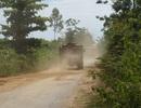 """""""Qua mặt"""" chính quyền, khai thác đất trái phép tràn lan tại Nghệ An"""