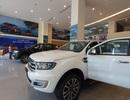 Doanh số bán ô tô tăng đột biến trong tháng giảm 50% phí trước bạ