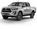 """Toyota Hilux phiên bản nâng cấp 2021 - """"Tút tát"""" để cạnh tranh Ford Ranger"""