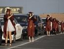 Muôn kiểu lễ tốt nghiệp sáng tạo của các trường học Mỹ trong dịch Covid-19