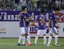 Vòng 4 V-League: CLB Hà Nội lên ngôi đầu bảng?