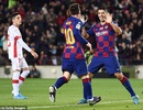HLV Barcelona xác nhận Messi sẽ ra sân trước Mallorca