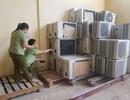 Bắt giữ lô hàng điện lạnh cũ nhập lậu trị giá hơn 500 triệu đồng