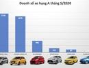 Thị trường xe hạng A tháng 5/2020: Sự trỗi dậy của VinFast Fadil