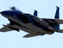 Phi công Mỹ thiệt mạng trong vụ máy bay chiến đấu lao xuống biển