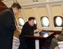 Chuyên cơ nghi của ông Kim Jong-un có đường bay lạ giữa lúc căng thẳng