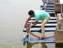 """Một nông dân thu lợi 1 tỷ đồng/năm nhờ áp dụng công nghệ """"sông trong ao"""""""
