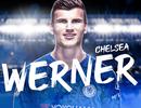 """Chelsea chính thức chiêu mộ thành công """"bom tấn"""" Timo Werner"""