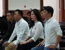 Bác sĩ Chiêm Quốc Thái bỏ về giữa phiên tòa