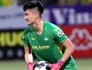 """Giữ sạch lưới 5 trận, Văn Hoàng """"lọt mắt xanh"""" của HLV Park Hang Seo?"""