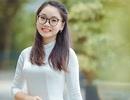 Đại sứ THPT Chuyên Hà Nội - Amsterdam rạng rỡ trong tà áo dài