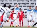 Đội tuyển Việt Nam đấu Kyrgyzstan trước trận gặp Malaysia