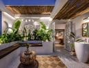 Cận cảnh ngôi nhà có thiết kế xanh mướt, đẹp mãn nhãn ở Bình Thạnh