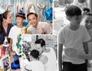 Hồ Ngọc Hà và Quốc Cường làm sinh nhật riêng cho con trai Subeo