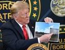 Ông Trump tuyên bố tường biên giới chặn được Covid-19