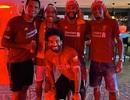 Dàn sao Liverpool vỡ òa, ăn mừng chức vô địch cực sung