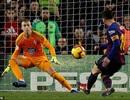 Barcelona chờ Messi tỏa sáng để đua vô địch La Liga cùng Real Madrid