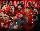 Liverpool chính thức vô địch Premier League 2019/20