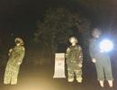 Những người lính ngày đêm phòng, chống dịch Covid-19 nơi biên giới