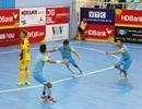 Đội đầu bảng Sahako nhận thất bại đầu tiên tại giải futsal vô địch quốc gia