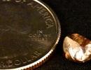 Tham quan công viên núi lửa, du khách nhặt được viên kim cương 2,23 cara