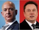"""Elon Musk """"đá đểu"""" và gọi ông chủ Amazon là """"kẻ sao chép"""""""