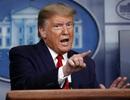 Ông Trump ngày càng tức giận với Trung Quốc vì Covid-19