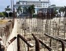 Dự án bệnh viện nghìn tỷ 3 năm mới chỉ xây xong... móng!