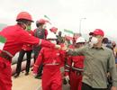 Mỹ tìm cách tịch thu dầu của 4 tàu Iran chuyển tới Venezuela