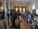 Thanh Hoá: Hơn 14.000 người lao động nộp hồ sơ hưởng trợ cấp thất nghiệp