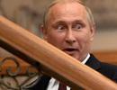 Áo sơ mi Tổng thống Putin bỏ quên tại khách sạn được rao bán 2.500 USD