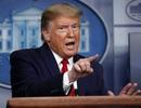 Ông Trump chỉ trích Trung Quốc gây tổn hại cho thế giới vì dịch Covid-19