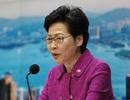 """Lãnh đạo Hong Kong cảnh báo người dân không """"vượt lằn ranh"""" luật an ninh"""