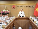 """Bộ trưởng: Đánh giá, kiểm định là """"phễu lọc"""" nâng cao chất lượng giáo dục"""