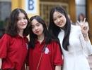 Trai xinh gái đẹp hội tụ tại buổi bế giảng THPT Phan Đình Phùng